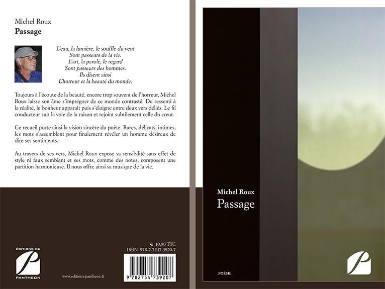 Livre Michel Roux - Passage