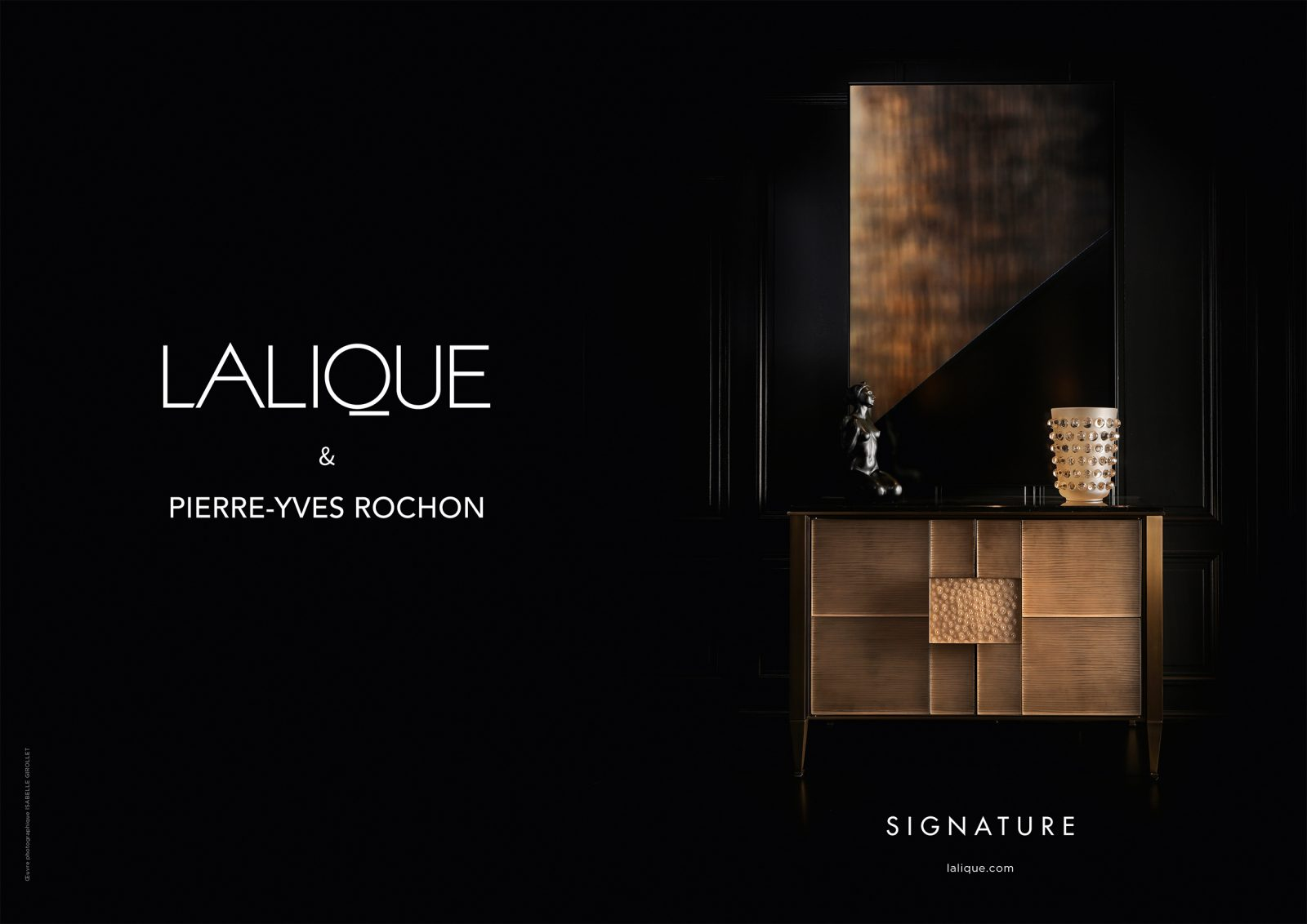 Lalique - Pierre-Yves Rochon